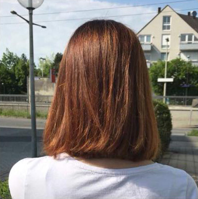 Care4Hair Haarschnitt Langhaar